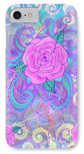 Hope Roses Phone Case by Alixandra Mullins