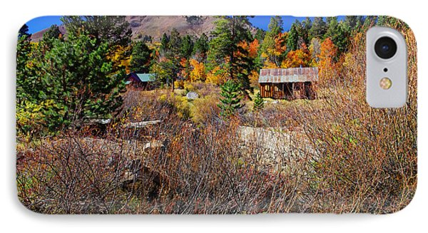 Hope Valley Fall Colors IPhone Case