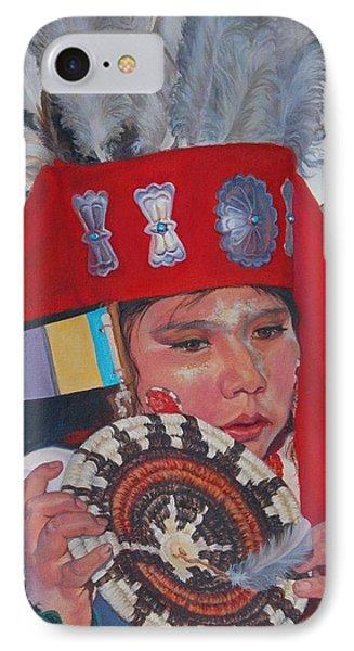 Hopi Basket Dancer IPhone Case