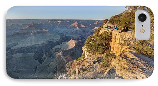 IPhone Case featuring the photograph Hopi Point Grand Canyon by Martin Konopacki