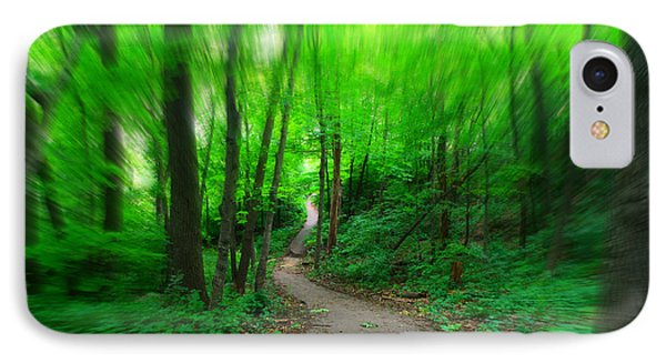 Hopkins Path IPhone Case