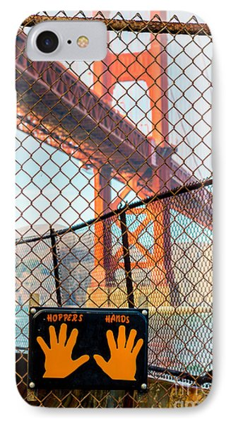 Hoppers Hands IPhone Case