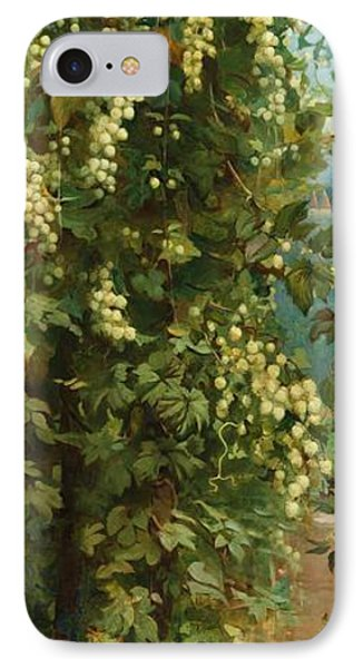 Hops 1882 IPhone Case