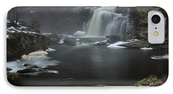 Hopyard Waterfall IPhone Case