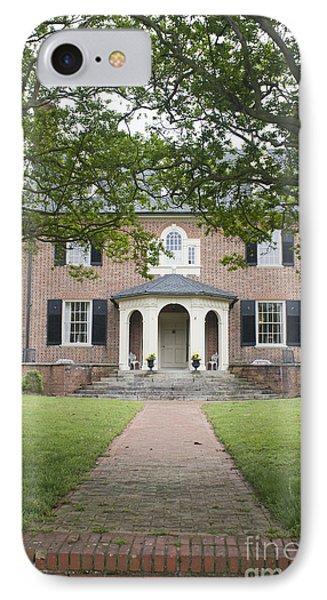 Hornsby House Inn Yorktown IPhone Case