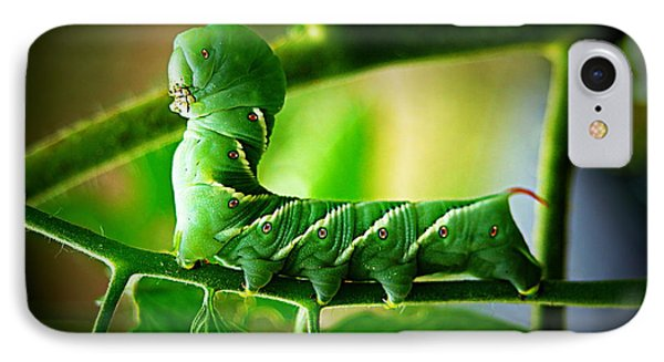 Hornworm IPhone Case