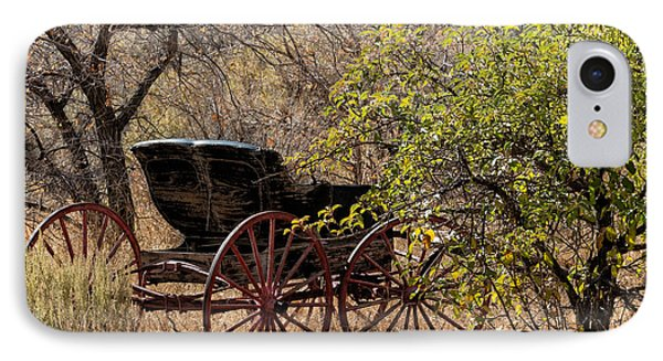 Horse-drawn Buggy IPhone Case by Kathleen Bishop