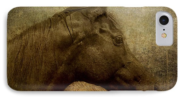 Horse Portriat IPhone Case