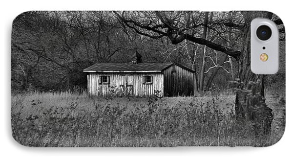 Horse Shed IPhone Case by Robert Geary