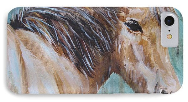 Horse Whisper IPhone Case