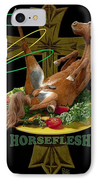 Horseflesh IPhone Case
