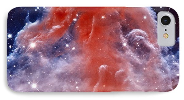 Horsehead Nebula Phone Case by Benjamin Yeager