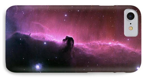 horsehead nebula IC434 IPhone Case by Celestial Images