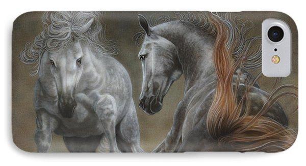 Horseplay II IPhone Case