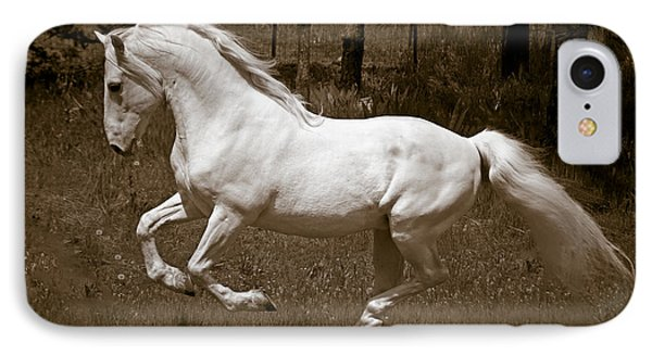 Horsepower IPhone Case by Wes and Dotty Weber