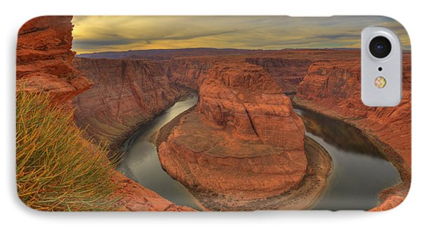 Horseshoe Bend IPhone Case by Alan Vance Ley
