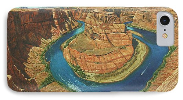 Horseshoe Bend Colorado River Arizona IPhone Case