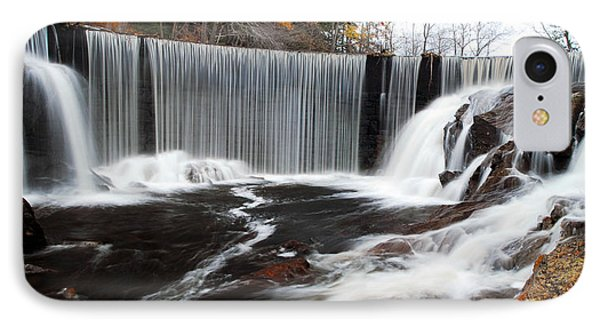 IPhone Case featuring the photograph Horseshoe Falls Pano 2 by Dan Myers