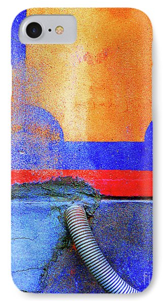 IPhone Case featuring the photograph Hosed by Newel Hunter