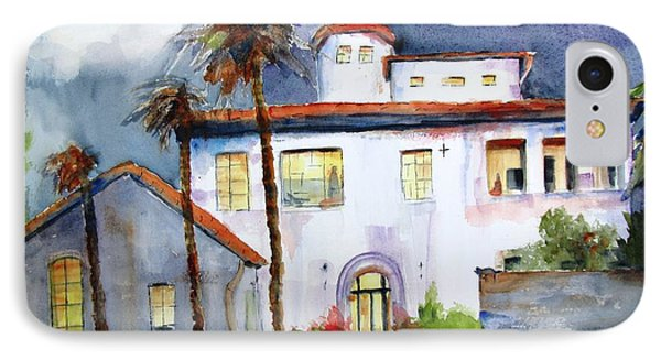 Hospitality House IPhone Case by Carlin Blahnik