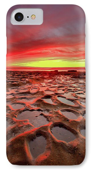 Hospitals Reef IPhone Case by Robert  Aycock