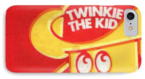 Hostess Twinkie The Kid Phone Case by Tony Rubino