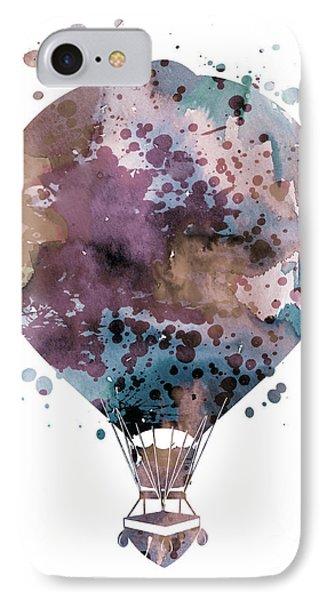 Hot Air Balloon 2 IPhone Case