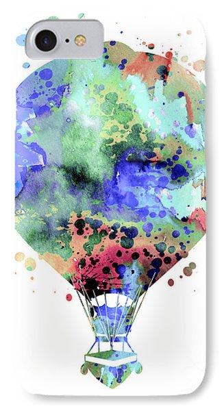 Hot Air Balloon  3 IPhone Case
