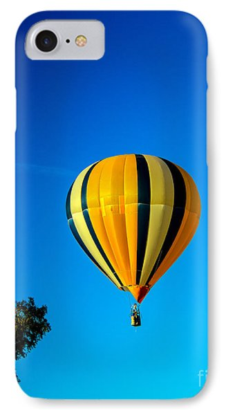 Hot Air Balloon IPhone Case by Robert Bales