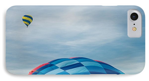 Hot Air Balloons IPhone Case by Steve Gadomski