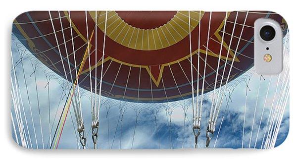 Hot Air Baloon IPhone Case