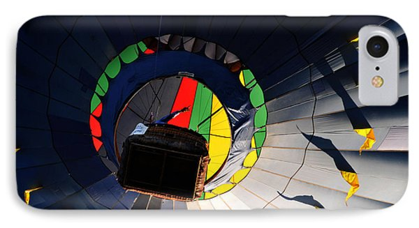 Hot Air Up Phone Case by Leon Hollins III