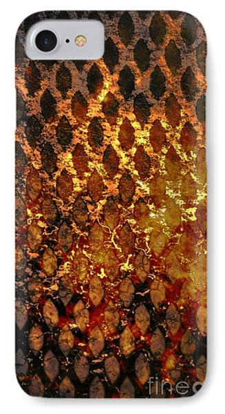 IPhone Case featuring the digital art Hot Grill by Darla Wood