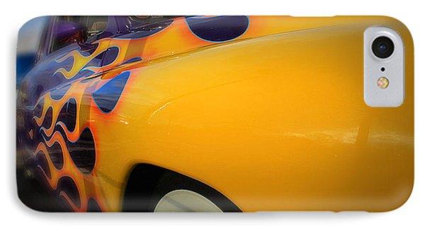 Hot Ride IPhone Case by Paul Cammarata