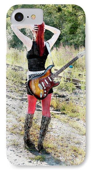 Hot Rocker IPhone Case