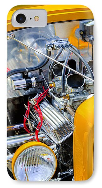 Hot Rod Phone Case by Bill Wakeley