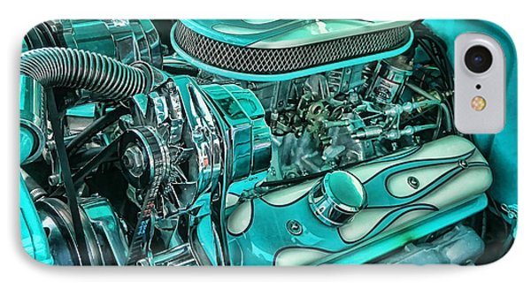 Hot Rod Engine IPhone Case