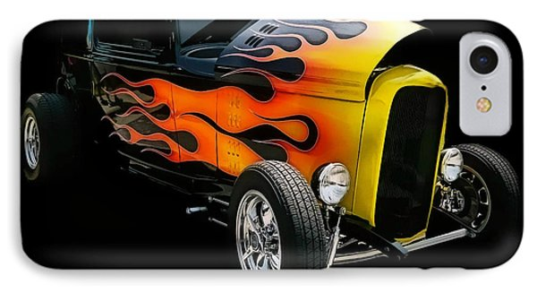 IPhone Case featuring the photograph Hot Rod by Victor Montgomery