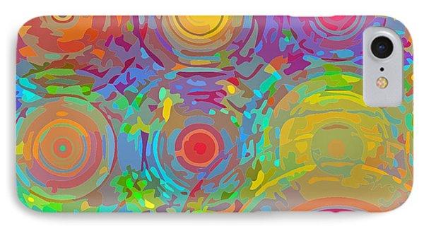 Hot Spots Phone Case by  Artcetera By      LizMac