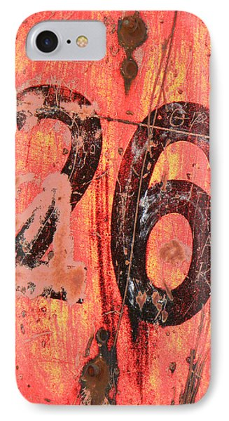 Hot Switch IPhone Case by Sylvia Thornton