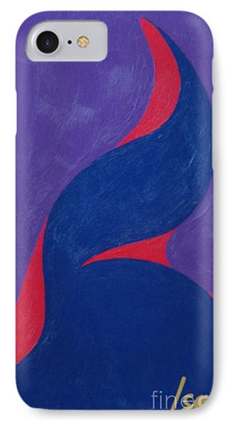 IPhone Case featuring the painting Hot Tasty Freeze by Rod Ismay