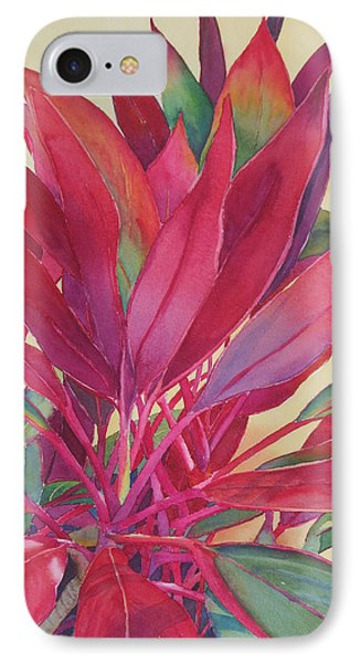 Hot Ti IPhone Case by Judy Mercer