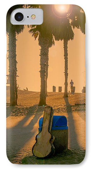 Hotel California IPhone Case by Peter Tellone