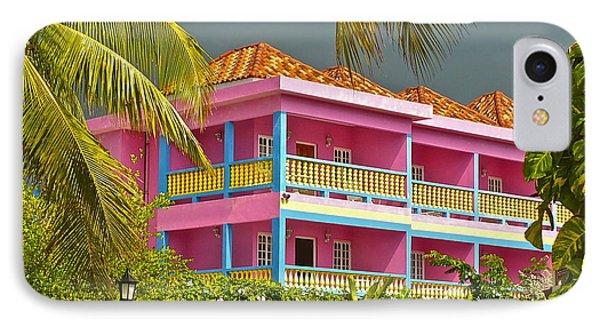 Hotel Jamaica Phone Case by Linda Bianic