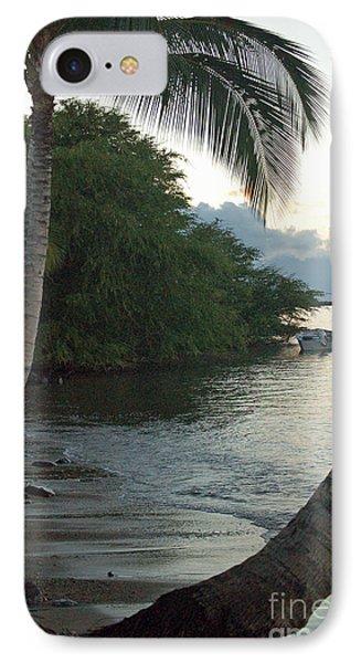 Hotel Molokai Beach IPhone Case by Terry Holliday