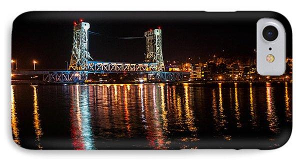 Houghton Lift Bridge  IPhone Case