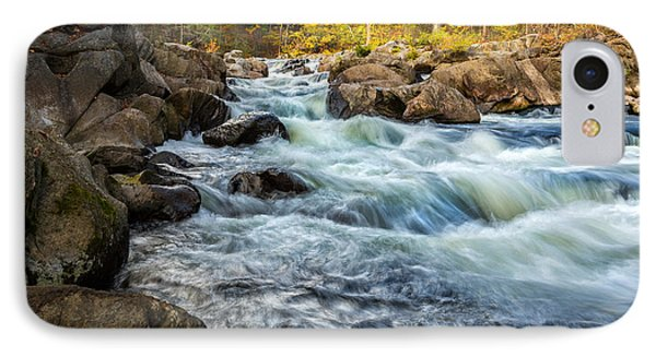 Housatonic River Autumn Phone Case by Bill Wakeley