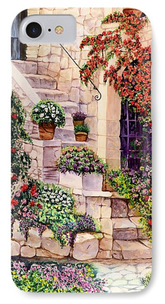 House In Oyster Bay IPhone Case by Sher Nasser