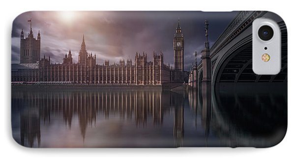 House Of Parliament IPhone Case