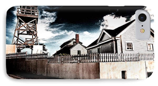 IPhone Case featuring the photograph House Of Refuge by Bill Howard